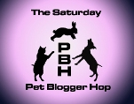 Pet Blogger Hop