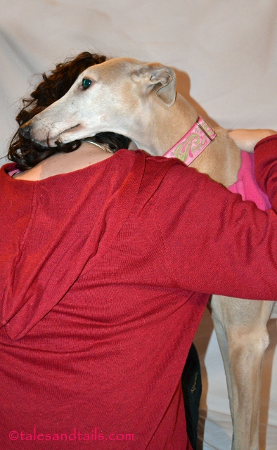 A Shoulder to Lean On -- Tales and Tails
