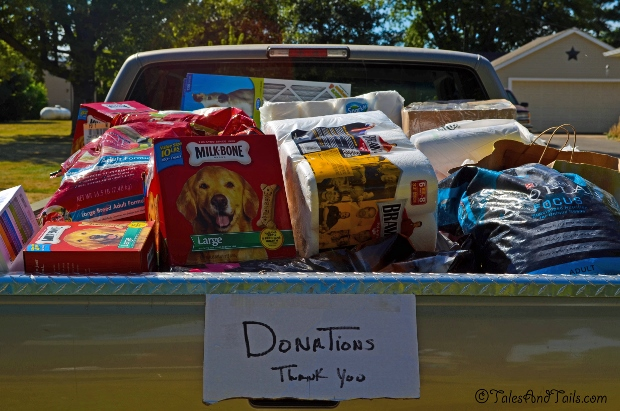 Donations -- Tales and Tails