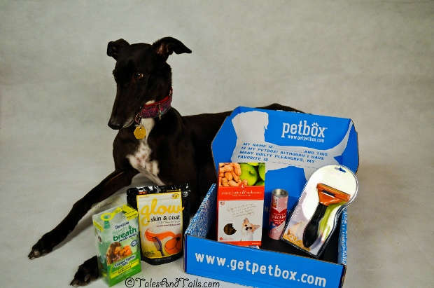 Thank You, PetBox -- Tales and Tails