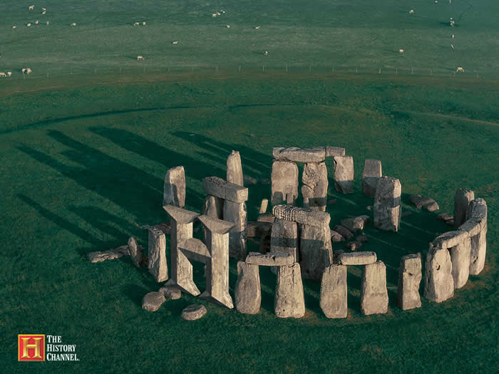 Stonehenge, courtesy of the History Channel and Google Images