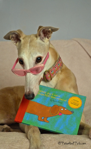 Have I Got A Book For You -- Tales and Tails