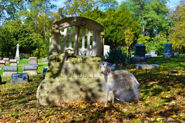 The Crandell Grave -- Tales and Tails