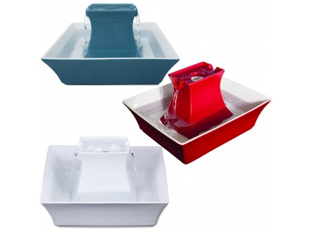 Pagoda Pet Fountain Color Options