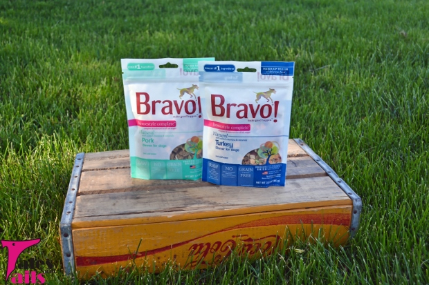 Bravo Pet Foods -- Tales and Tails #PetPawLooza