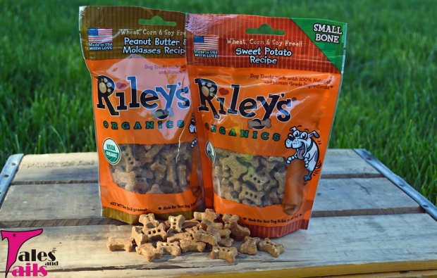 Riley's Organics -- Tales and Tails #PetPawLooza