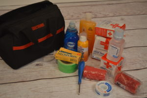 Küster's First Aid Kit