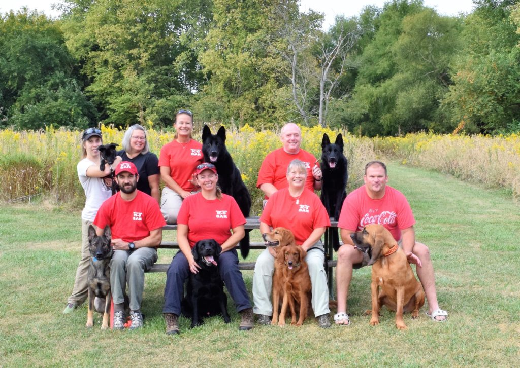 Search And Rescue Saturday Certifications Tales And Tails
