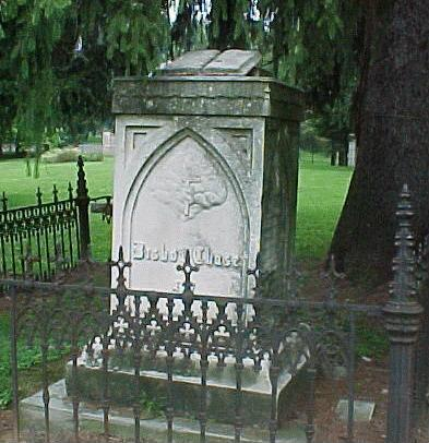 Grave of Philander Chase